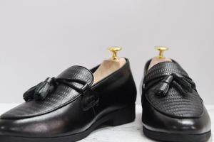 Giày Tây Da Bò Thật – DB17