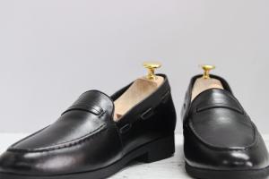Giày Tây Da Bò Thật – DB04