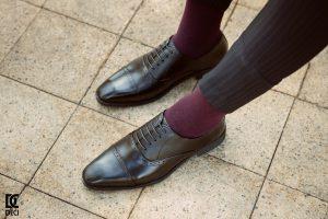 Giày Tây Nam – DB24-Đen