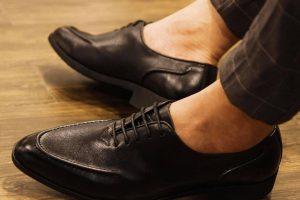 Giày Tây Da Bò Thật -DB11