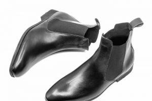 Chelsea Boot- Bốt Da