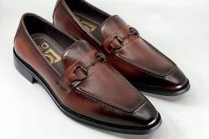 Giày Tây Da Bò Ý Nhập- Brogue 8
