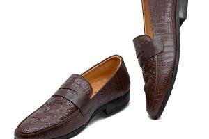 Giày Tây Nam Form Ý-Phip 20