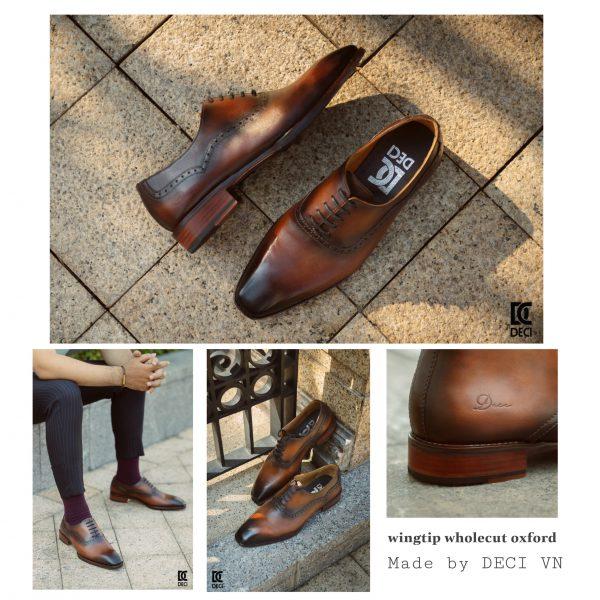 Giày Tây Nam - Oxford AH2
