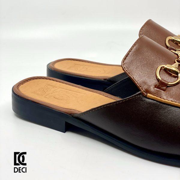 Giày Tây Nam - Sục Nâu